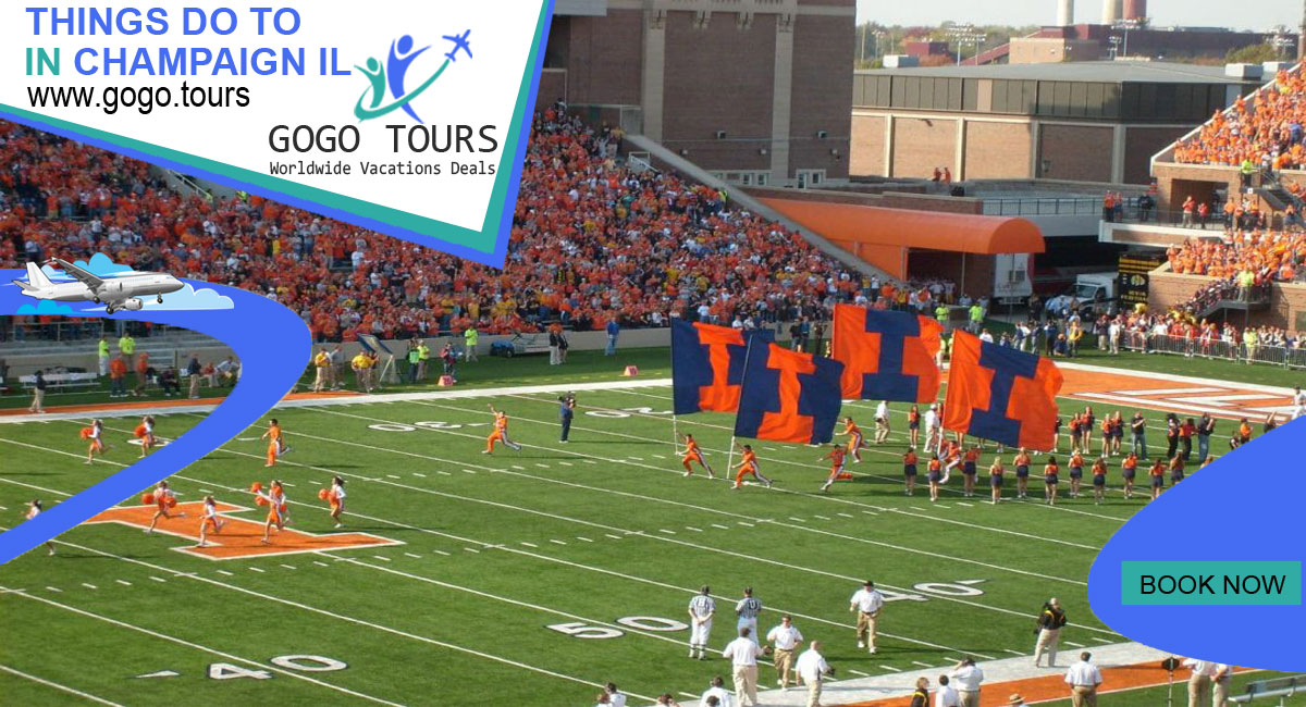 5 Fun Things to Do in Champaign IL this Weekend