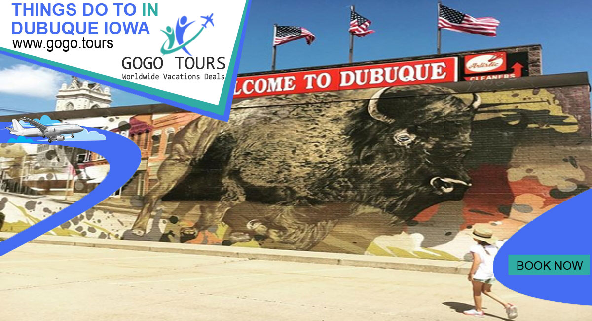 5 Fun Things to Do in Dubuque Iowa this Weekend